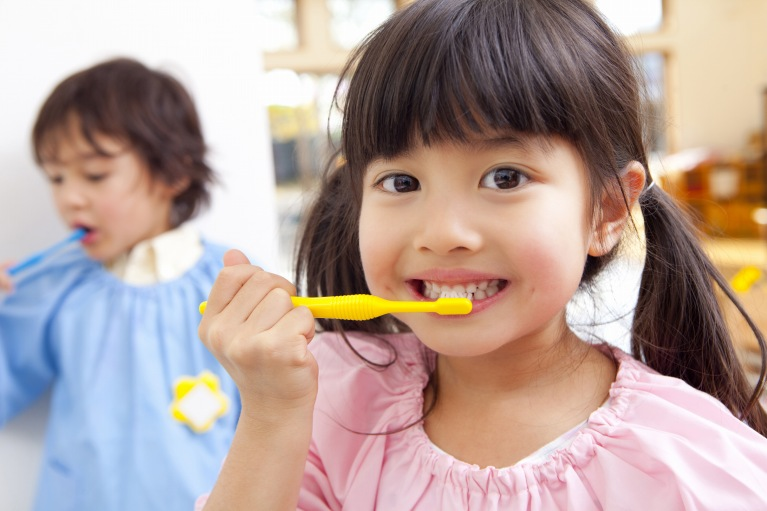 小児むし歯予防